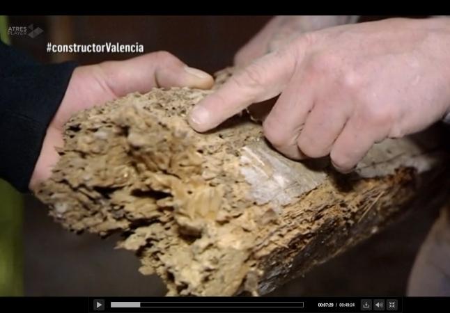 Captura del programa de La Sexta - #ConstructorValencia