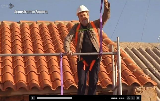 Captura de #constructorGranada